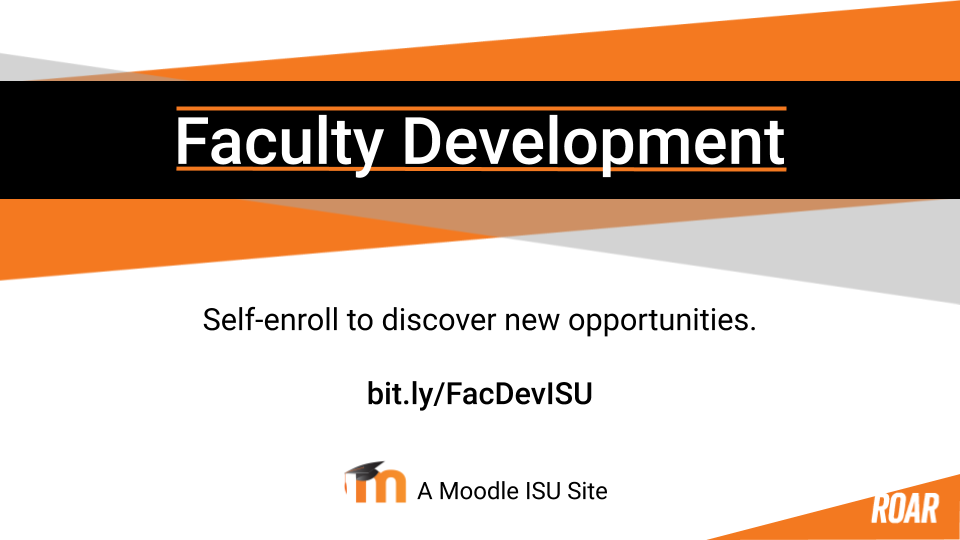 Self-enroll to discover new opportunities