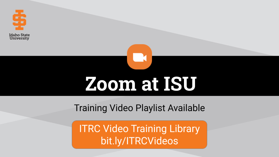 Training Video Playlist Available