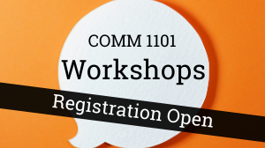 COMM 1101 workshop 2020