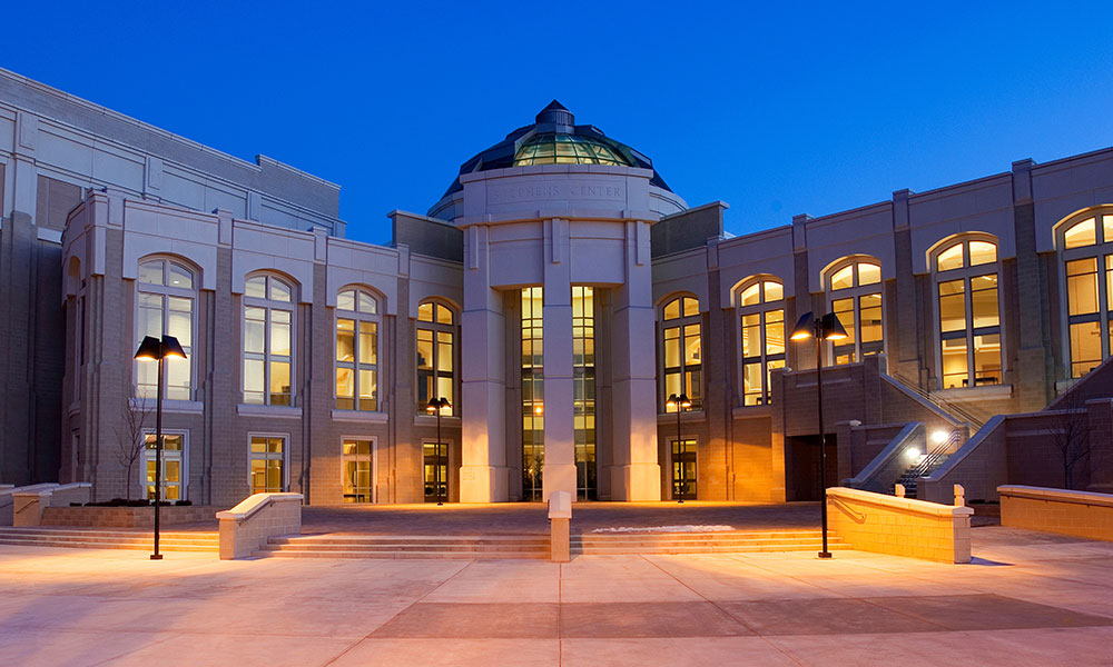 Stephens performing arts center