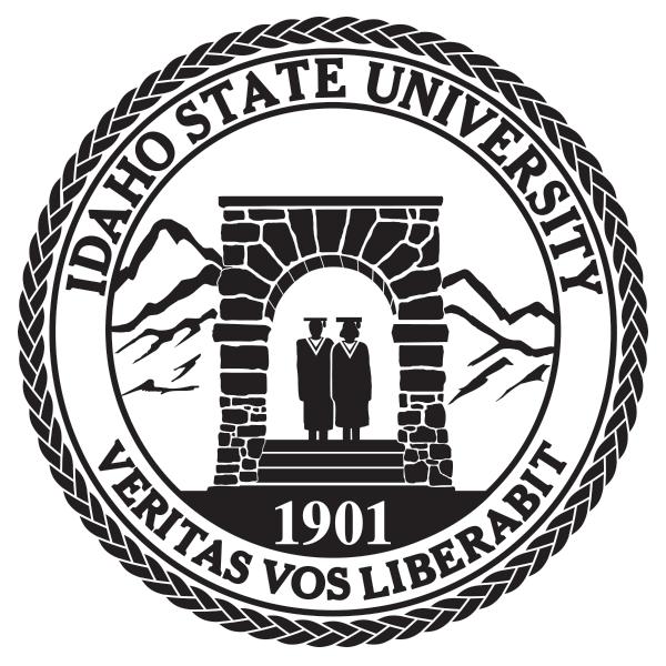 Logos   Idaho State University