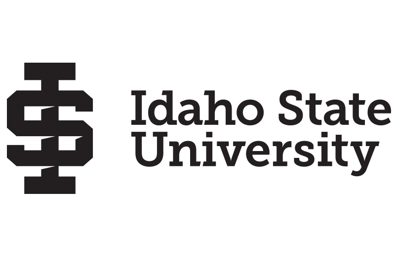 ISU logo black 1-color