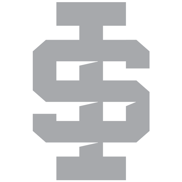 Grey ISU Spirit Mark