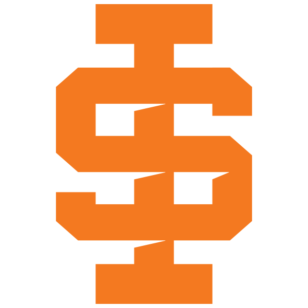 Orange ISU Spirit Mark