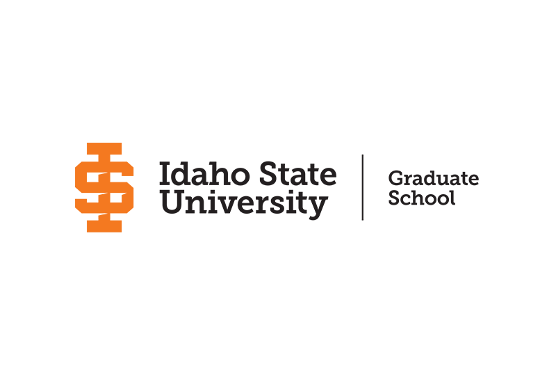 ISU secondary logo horizontal configuration