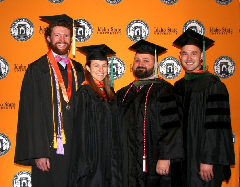 ISU-Meridian confers record number of degrees at May 8 commencement