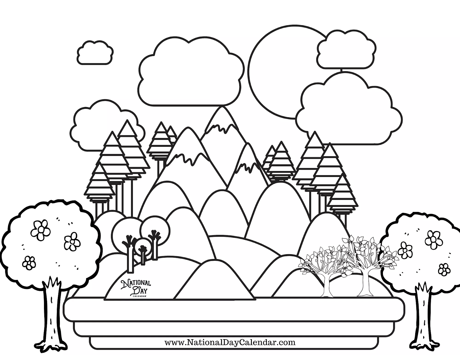 Idaho State Bird coloring page | Free Printable Coloring Pages | 1236x1600