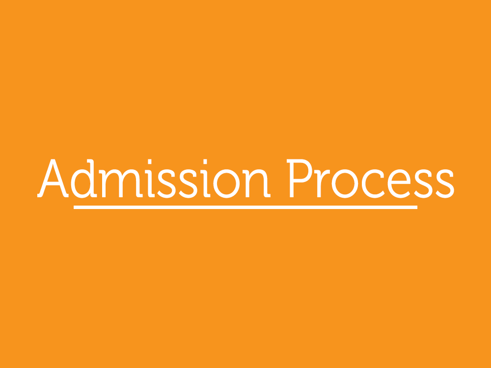 college admissions process Nacac guide to te college admission process 5 chapter 1 feel free to add and consider your own questions remember that you are beginning the process of selecting your college.