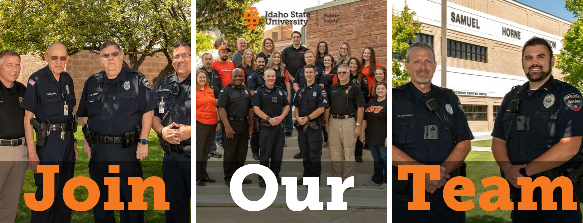 Employment Opportunities | Idaho State University