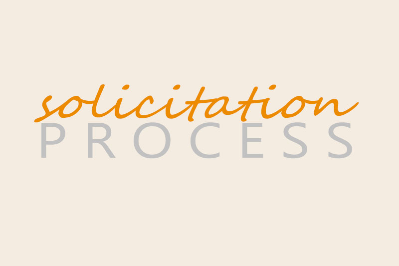 Solicitation Process