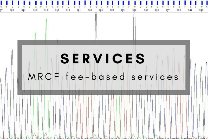 Picture link to MRCF services page
