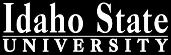 Idaho State University wordmark