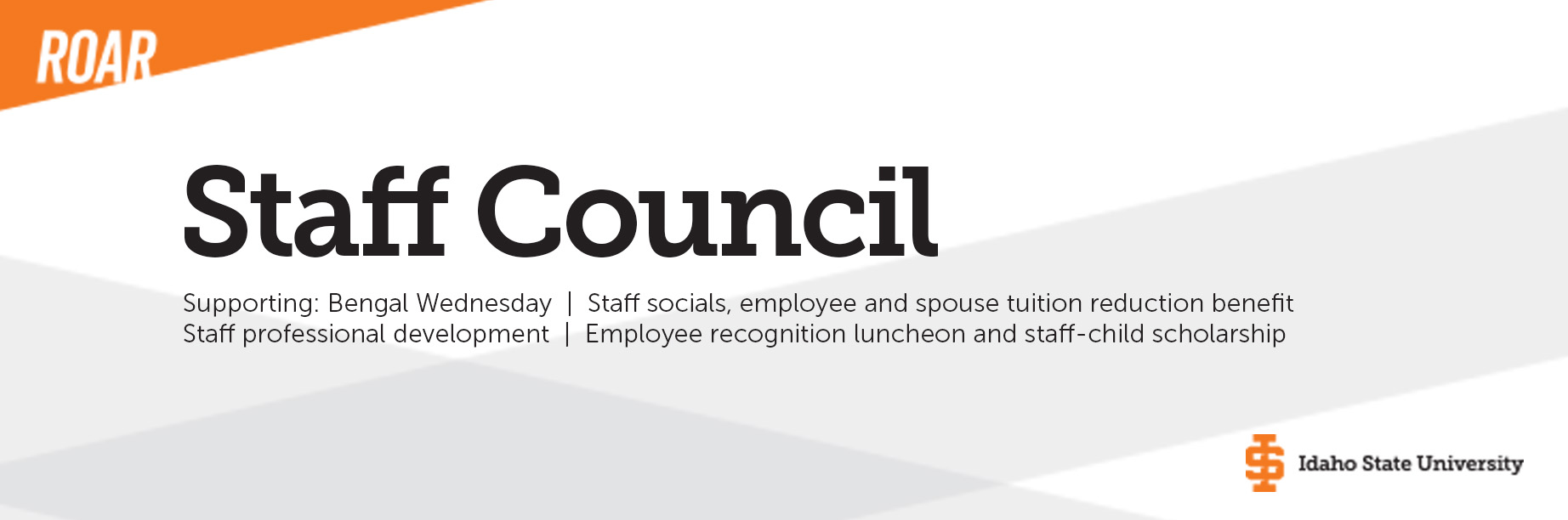 Staff Council Banner Image