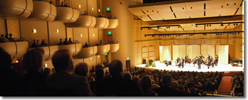 Joseph C. and Cheryl H. Jensen Grand Concert Hall