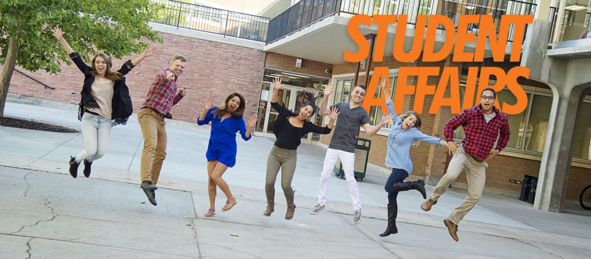 Student affairs home page photo