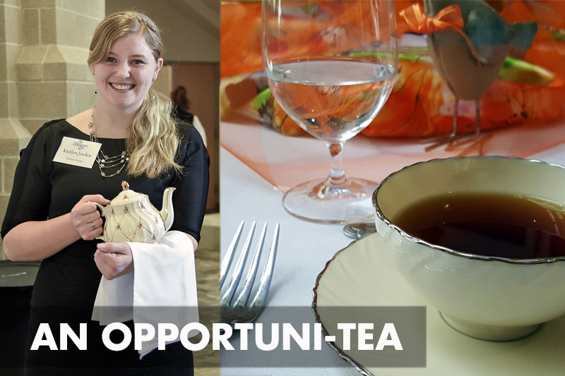An Opportuni-Tea