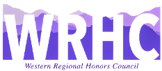 logo of western regional honors council