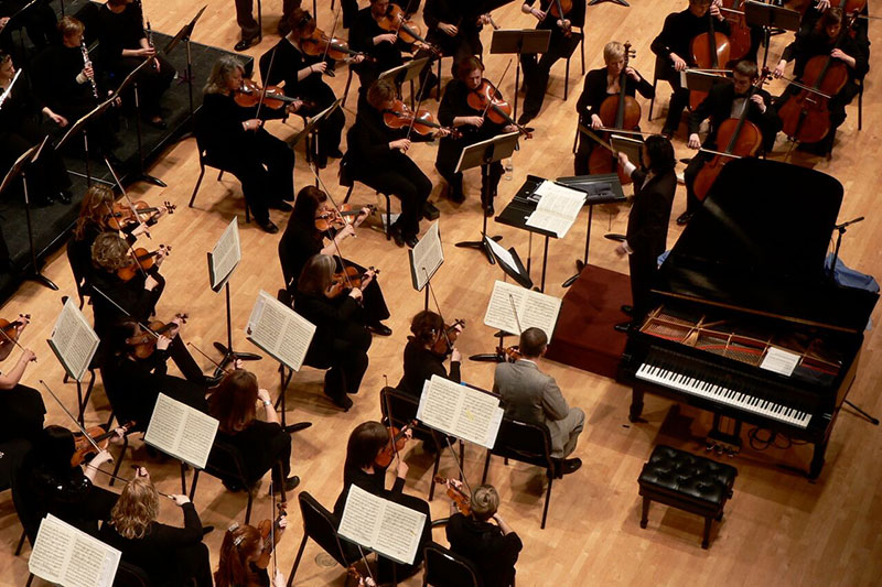 Idaho State Civic Symphony in concert