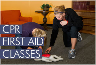CPR FIRST AID CLASSES