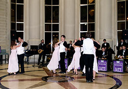 ISU College of Arts and Letters Gives Students a Chance to Shine at New Year's Eve Gala