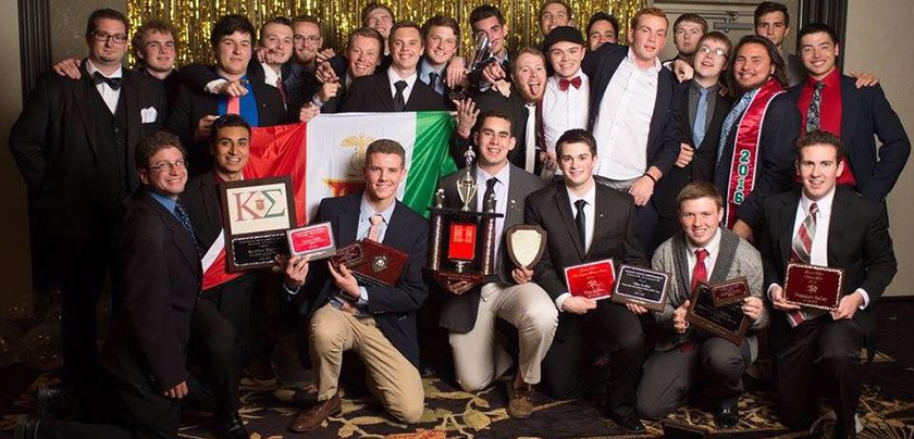 Idaho State University Branch of Kappa Sigma Fraternity Receives National Attention for Recruitment Efforts