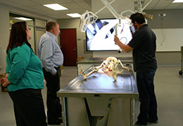 The Cutting Edge: ISU-Meridian set to open new anatomy and physiology labs