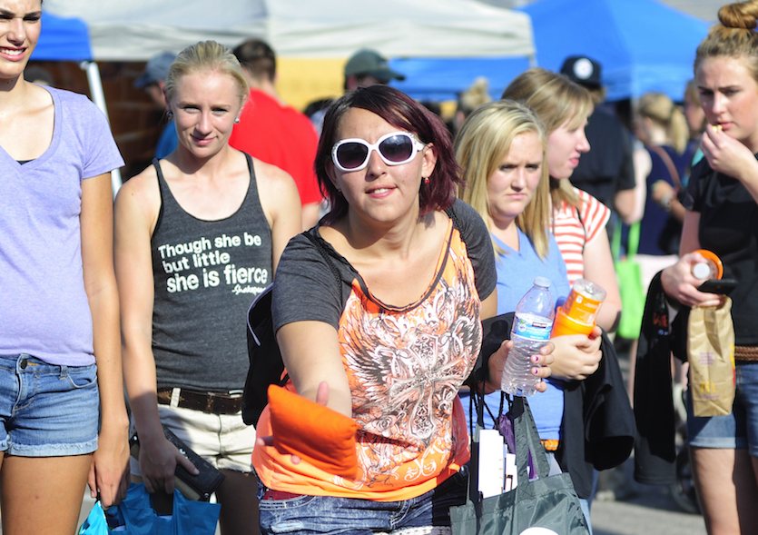 "ISU Communiversity's seventh annual ""Welcome Back Orange and Black"" set 4-7 p.m. Aug. 22"