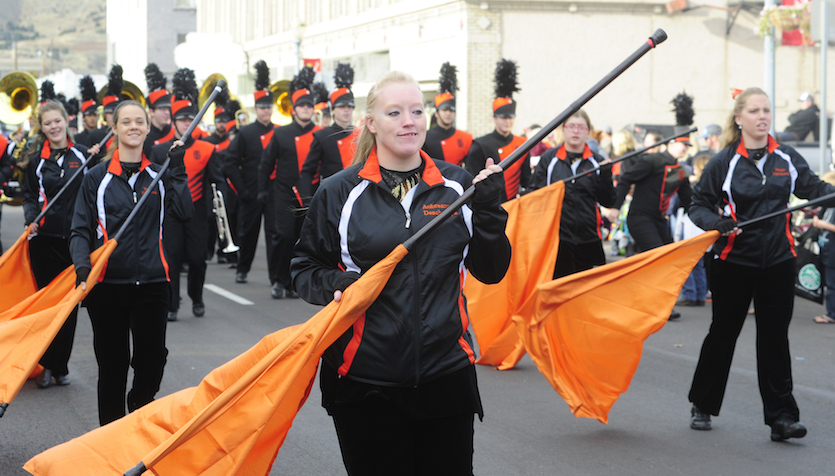 ISU Homecoming Parade set Sep. 24; Entry deadline is Sept. 9 to avoid late fee