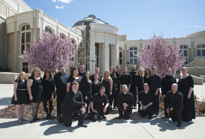 Idaho State University Chamber Choir to tour through Britain