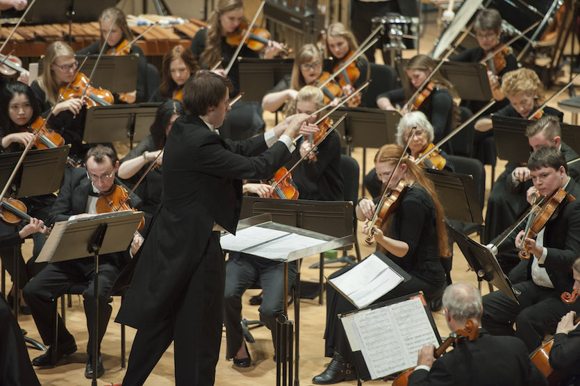 Idaho State Civic Symphony 2016-2017 season preview and highlights