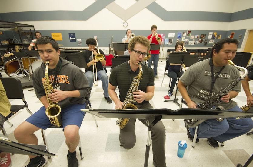 ISU Jazz Bands to perform Oct. 27