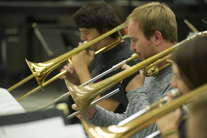 ISU to present Jazz Bands concert April 7; Kuwaiti students to perform