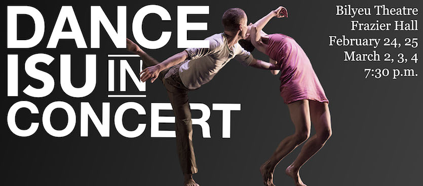 Idaho State University students to perform original work at ISU Dance in Concert