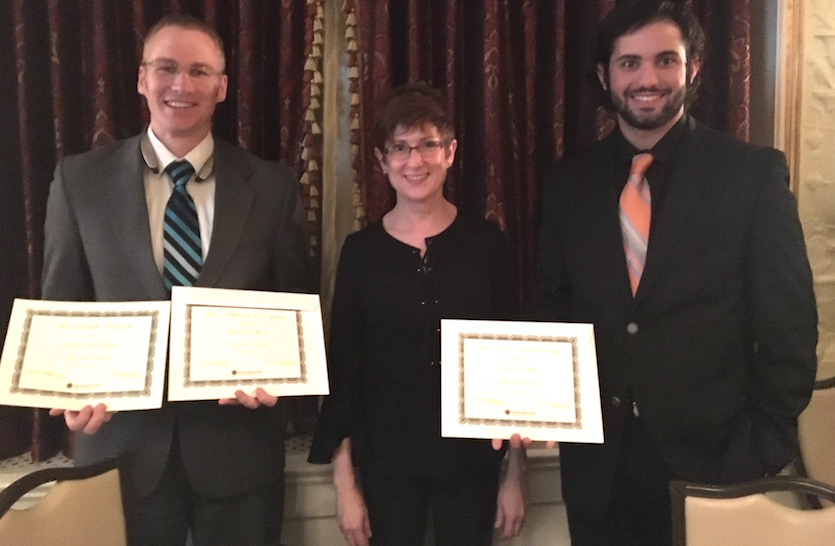 ISU students take home three awards from American Nuclear Society Student Conference