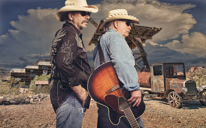 Bellamy Brothers excited about bringing their 40 years tour to Pocatello Oct. 28