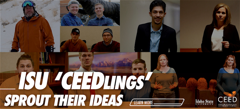 Idaho State University student entrepreneurs meet the challenge