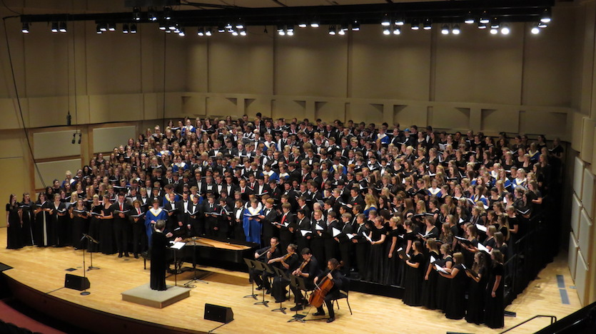 ISU to present 32nd annual ISU Choral Invitational Festival on Oct. 21