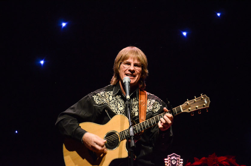 Chris Collins and Boulder Canyon's Tribute to John Denver to perform Oct. 5 at ISU Stephens Performing Arts Center