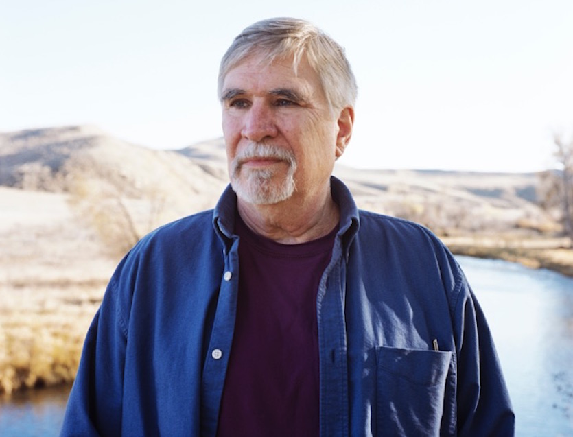 Renowned poet Christopher Howell to visit Pocatello, reading Nov. 8