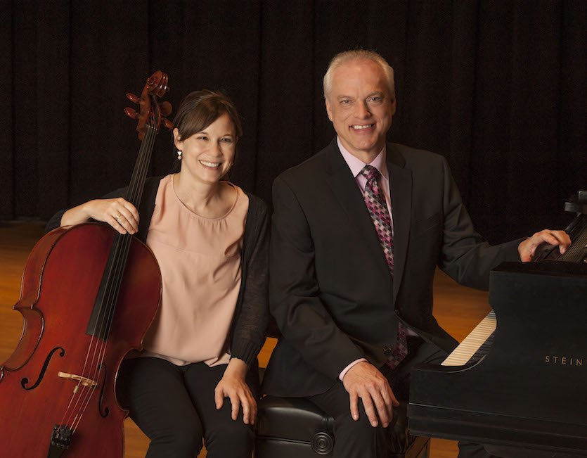 Idaho State University presents faculty recital with Eleanor Christman Cox and Mark Neiwirth on Oct. 22
