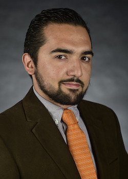 Portrait of Daniel Ortiz.