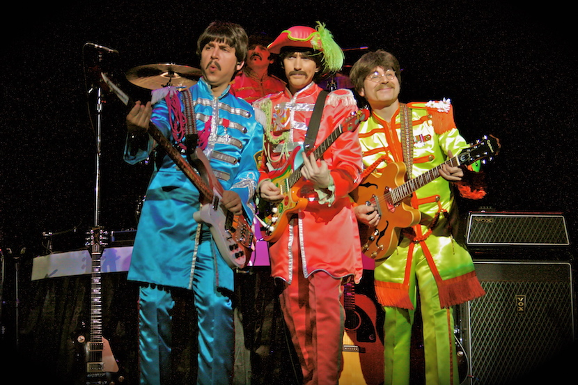 "ISU Season of Note will present ""Fab Four: The Ultimate Tribute"" April 14 at the Stephens Performing Arts Center on April 14"
