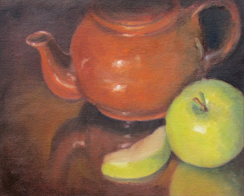 "ISU Oboler Library presents ""Distilled Life""– still life oil paintings by Gabrielle Sivitz"