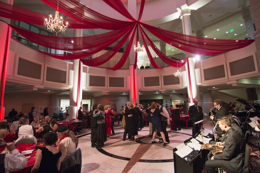 """Fire & Ice"" theme of ISU College of Arts & Letters 5th annual New Year's Eve Gala"