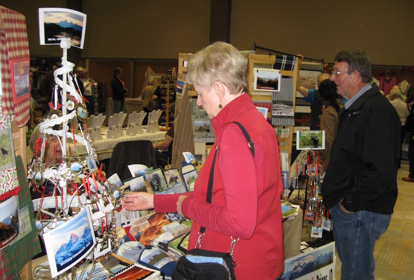 Idaho State University Women's Club Holiday Fair set for Nov. 4-5 at Pond Student Union Ballroom