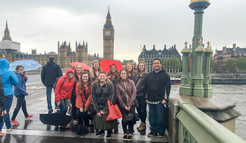 Student Global Leadership Program features leadership seminars and a 13-day European trip in May 2017