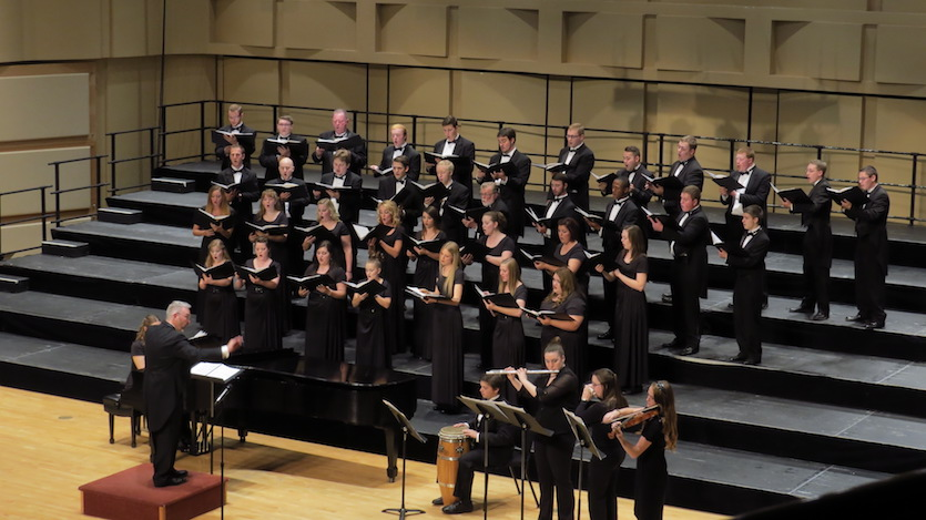 Idaho State University to present 31st annual Choral Invitational Concert on Oct. 15