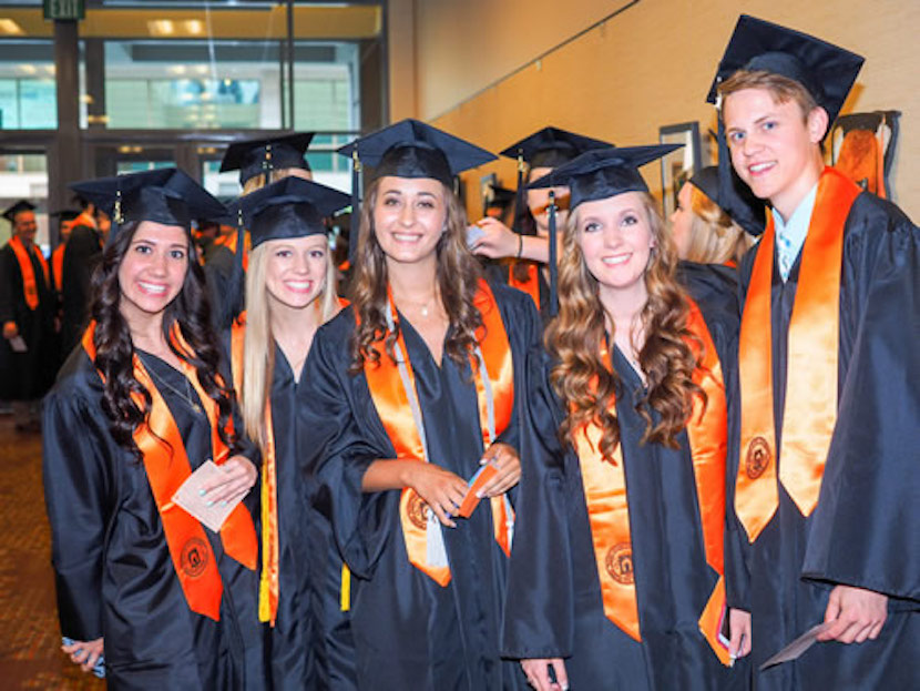 Sixty-one high school students to graduate with Associate of Arts degrees from Idaho State University-Meridian