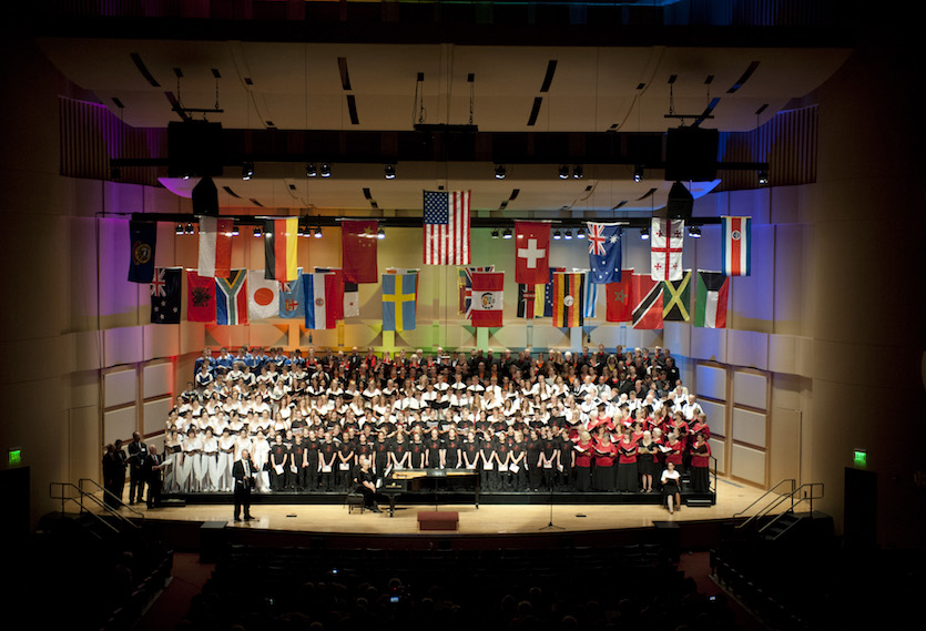 Idaho State University to host 15 choirs from around the world during International Choral Festival