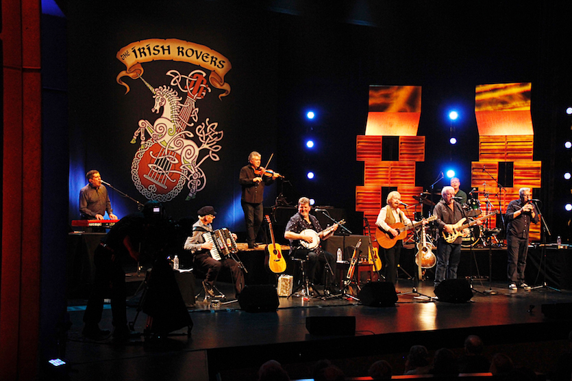 Irish Rovers to return to Pocatello to perform at ISU Feb. 14